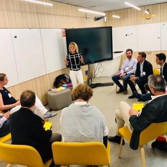 Parler en public et échanger des bonnes pratiques